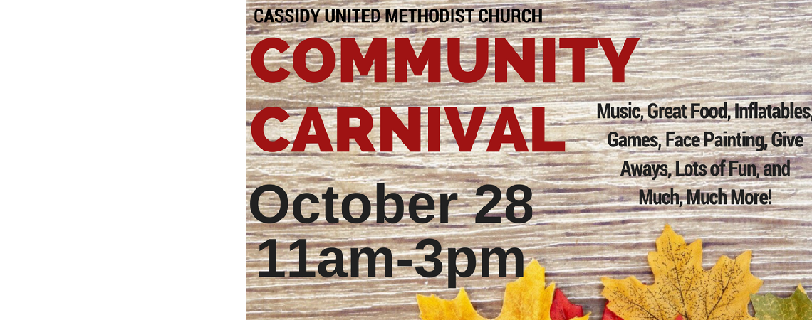 Cassidy Community Carnival