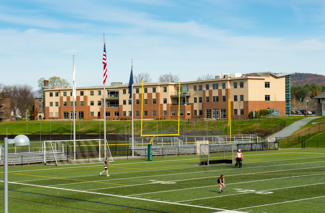 Host a Conference or Event on Campus · Castleton University Castleton State College Map on