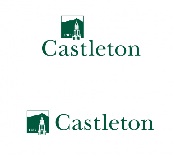 Castleton Wordmark & Logo
