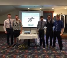 Athletic Training Student Presentations