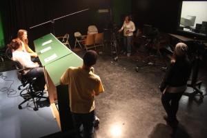 Castleton Television Studio