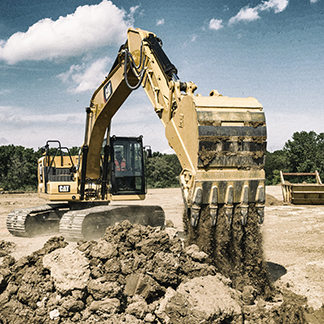 Cat All Day Cat® Excavators: More Options for MARGIN PROTECTION