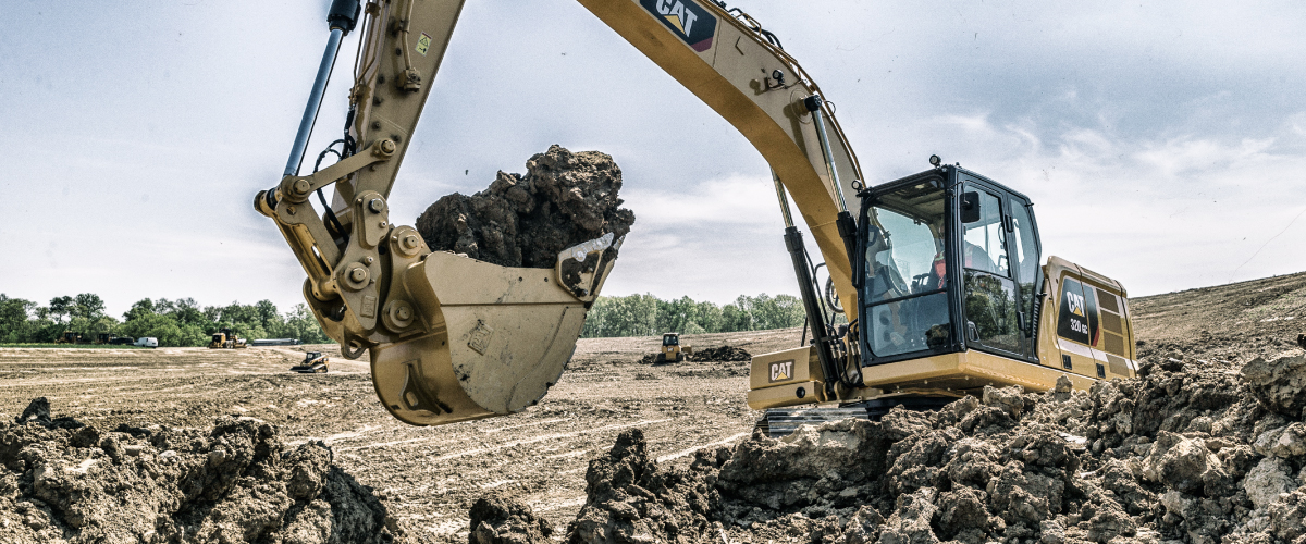 Cat All Day NEXT GENERATION CAT® 320 GC: RELIABLE PRODUCTIVITY AND
