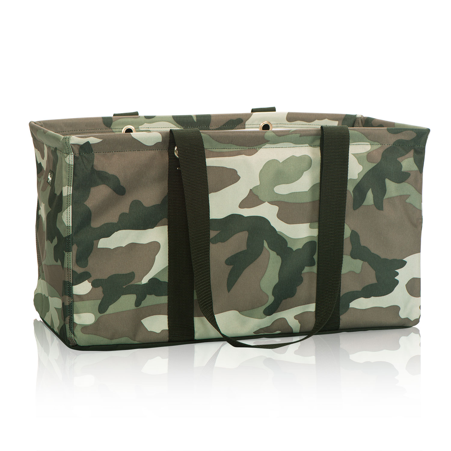 Camo large utility tote thirty one gifts for Cama quinsay