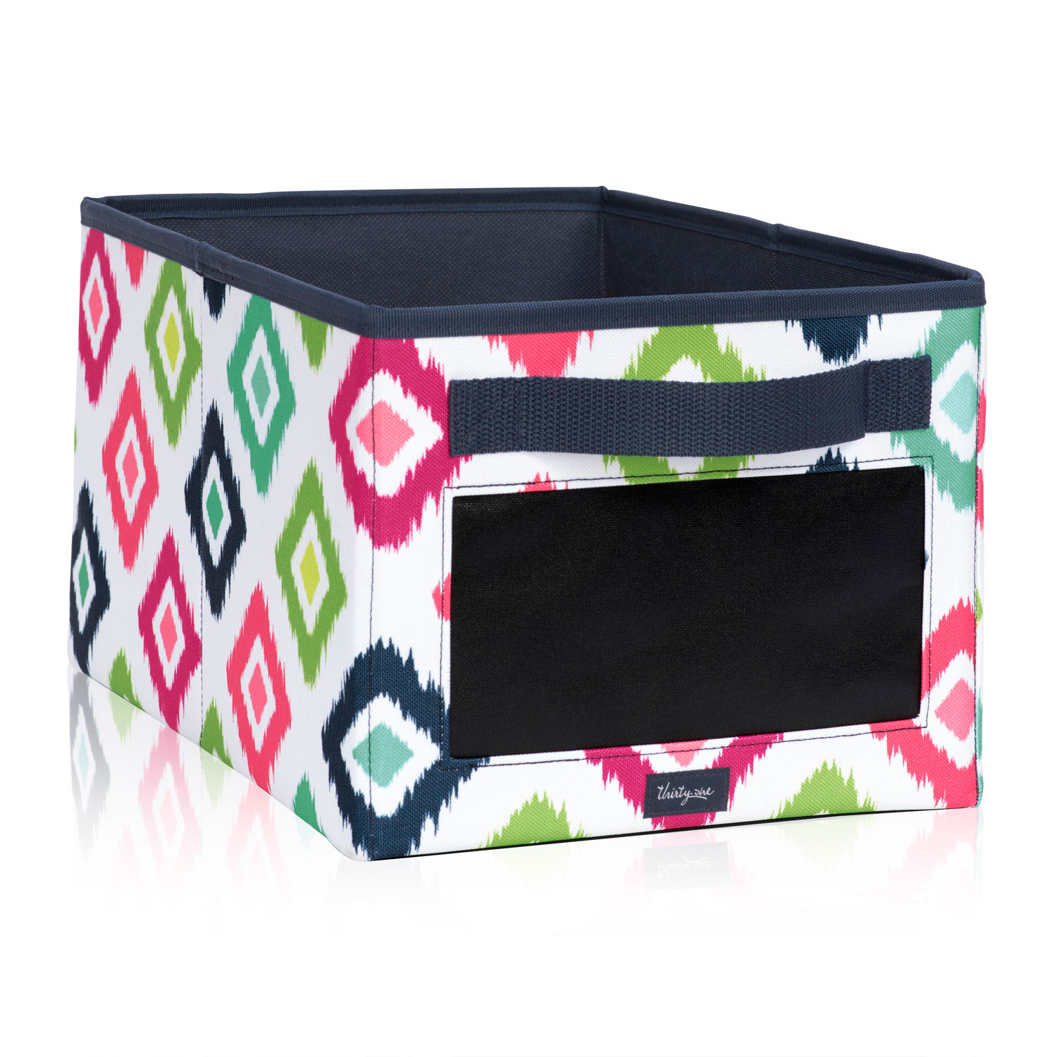 Organizing under bathroom sink - Candy Corners W Chalk Panel Your Way Rectangle Thirty One Gifts