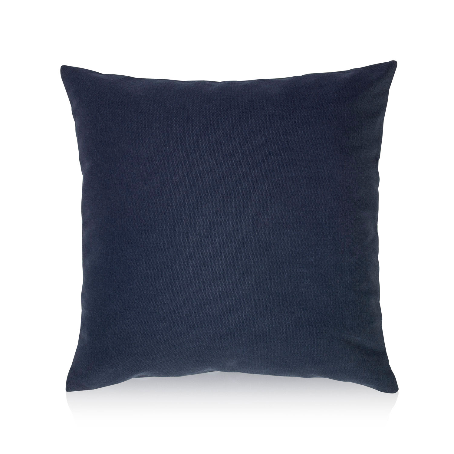 Navy Statement Canvas Pillow Cover 18x18 Thirty One Gifts