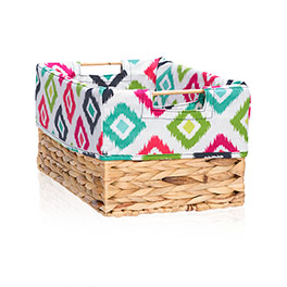 Your Way Rectangle Basket Liner