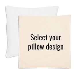 Statement Canvas Pillow Cover & Insert 24x24