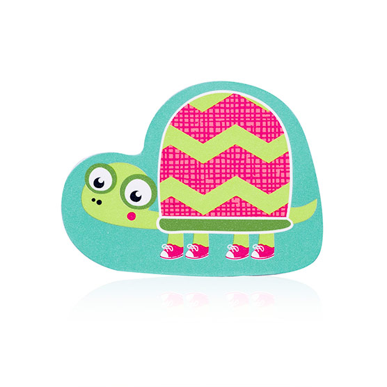 Manicure Nail File - Topsy Turtles