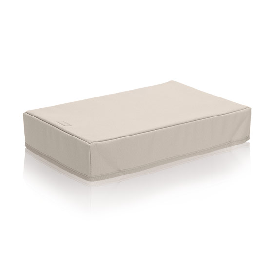 Your Way Rectangle Lid - Taupe