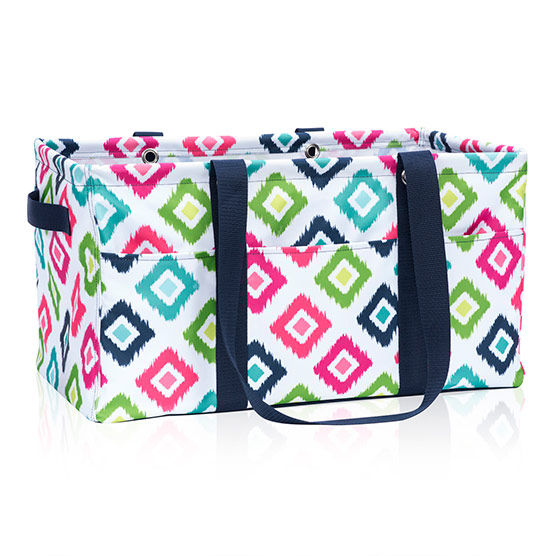 Deluxe Utility Tote - Candy Corners