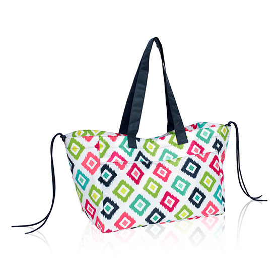 Soft Utility Tote - Candy Corners