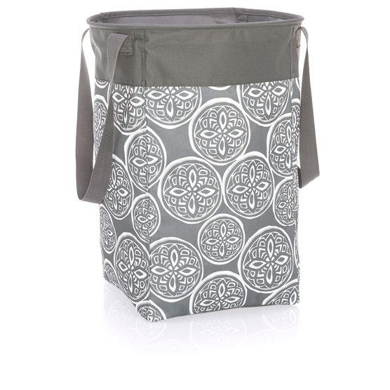 Woodblock Whimsy Stand Tall Bin Thirty One Gifts