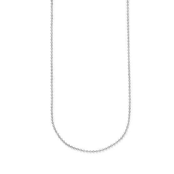 #3 Ball Chain - 24 inch - Silver Tone