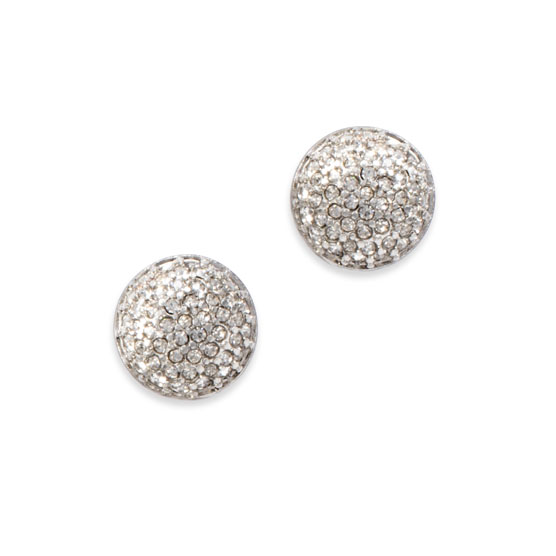 Jubilee Earrings - Silver Tone