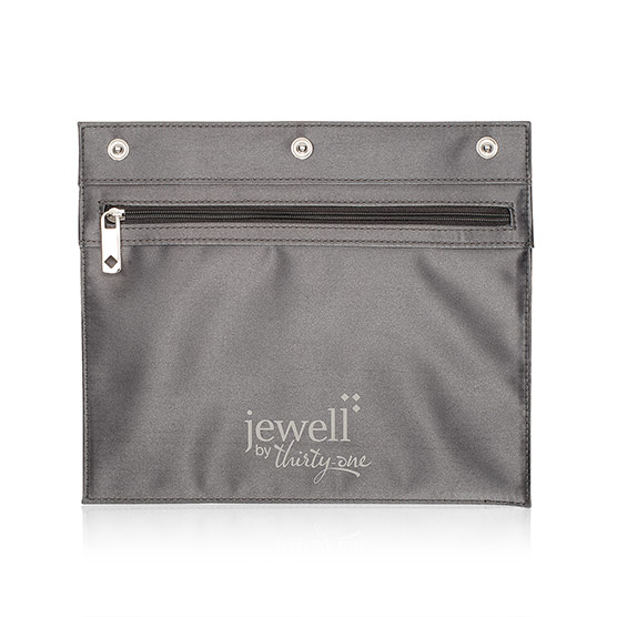 Zipper Pocket - City Charcoal