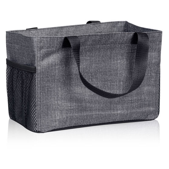 All-In Organizer - Charcoal Crosshatch