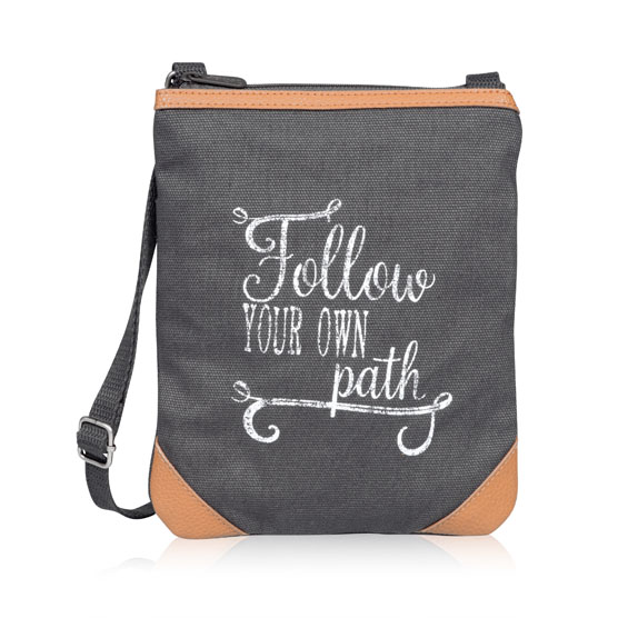 Explorer Crossbody - Follow Your Own Path