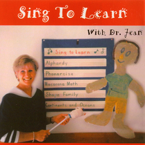 Sing to Learn with Dr. Jean by Dr. Jean Feldman