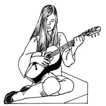 Soothing Guitar Melody by Guitar Ringtone