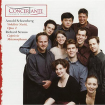 Schoenberg/Strauss by Concertante