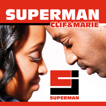 Superman by Clif and Marie