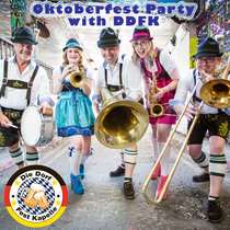Oktoberfest Party with DDFK by Die Dorf Fest Kapelle