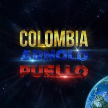 Colombia by Arnold Puello