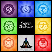 Journey Through the 7 Chakras by Dawn Lorraine