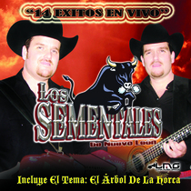 14 Exitos En Vivo by Sementales De Nuevo Leon