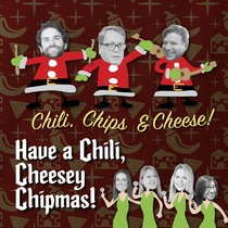 Have a Chili, Cheesey Chipmas by Chili, Chips and Cheese