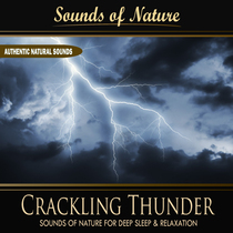 Crackling Thunder (Nature Sounds) by Sounds of Nature