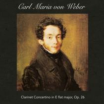 Clarinet Concertino in E Flat Major, Op. 26 by Jim Gershwin