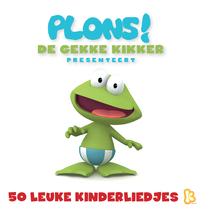 Presenteert 50 Leuke Kinderliedjes by Plons De Gekke Kikker