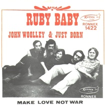 Ruby Baby by John Woolley & Just Born