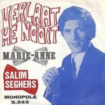Verlaat Me Nooit by Salim Seghers