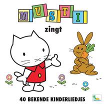 Musti Zingt 40 Bekende Kinderliedjes by Musti