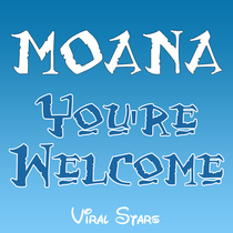 "You're Welcome (From ""Moana Theme"") [Marimba Remix] [Cover] by Viral Stars"