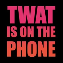 A Twat Is on the Phone by Turn It Up