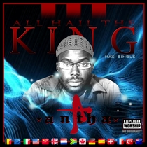 All Hail The King (Maxi-Single) by Antha Rednote Rodgers