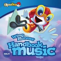 WingRunner Handbook Music * NKJV by Awana