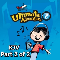 Ultimate Adventure Music Book 2 KJV (Part 2 of 2) by Awana