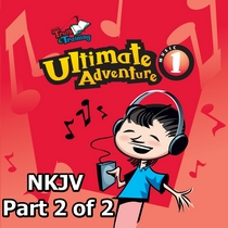 Ultimate Adventure Music Book 1 NKJV (Part 2 of 2) by Awana