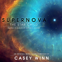 Supernova: The Star Child by Casey Winn
