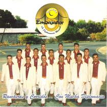 Rancheras y Corridos...Con Mucha Diplomacia by Banda Embajador