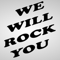 We Will Rock You by We Will Rock You Ringtone