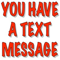 You Have A New Text Message by Best Text Message Alert For You