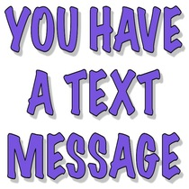 You Have A Text Message by Best Text Message Alert For You