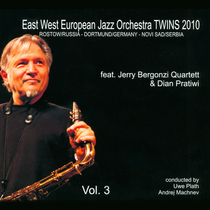 Domicil Dortmund 2009, Vol. 3 by East West European Jazz Orchestra