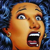 Woman Scream/Horror/Halloween/Text Alert by Scream